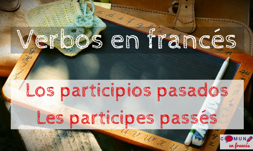 verbos-frances-participes-passes